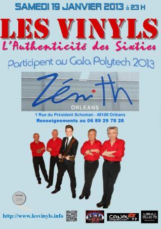 Zénith d'Orléans (2013)