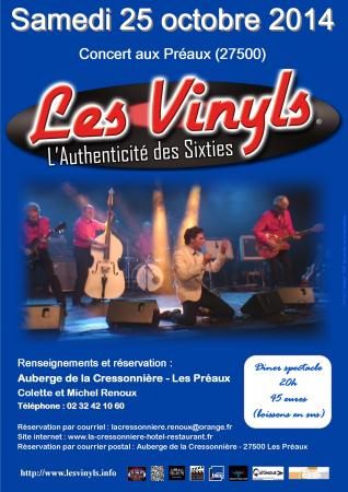 Les Préaux (2014)